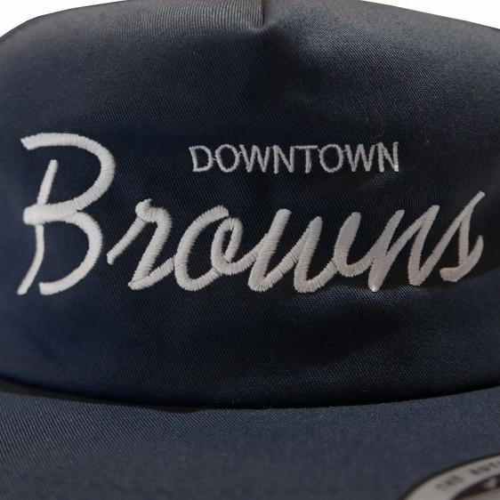 INTERBREED : BROWNS Snapback