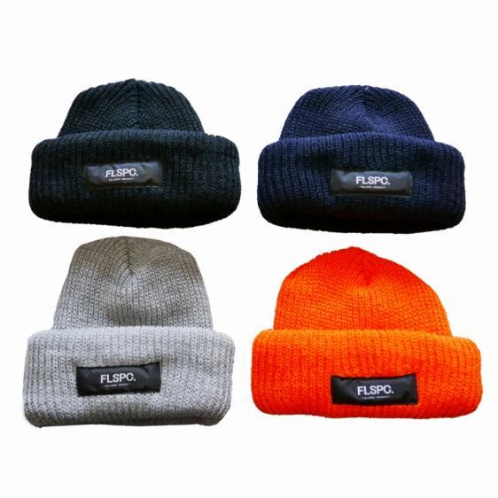 FLSPC. : FLSPC. KNIT CAP