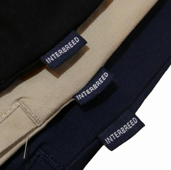 INTERBREED : Relaxed Chino Trouser
