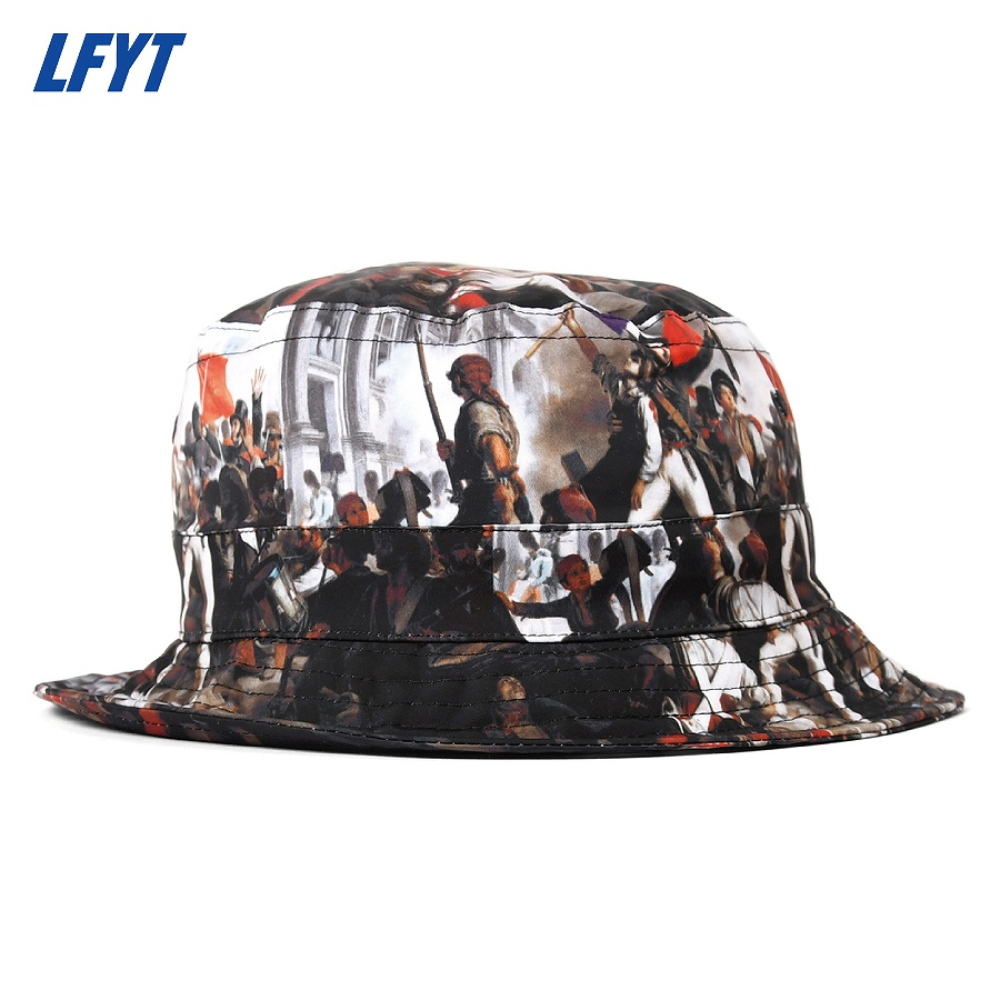 LFYT : FRENCH REVOLUTION POLYESTER BUCKET HAT