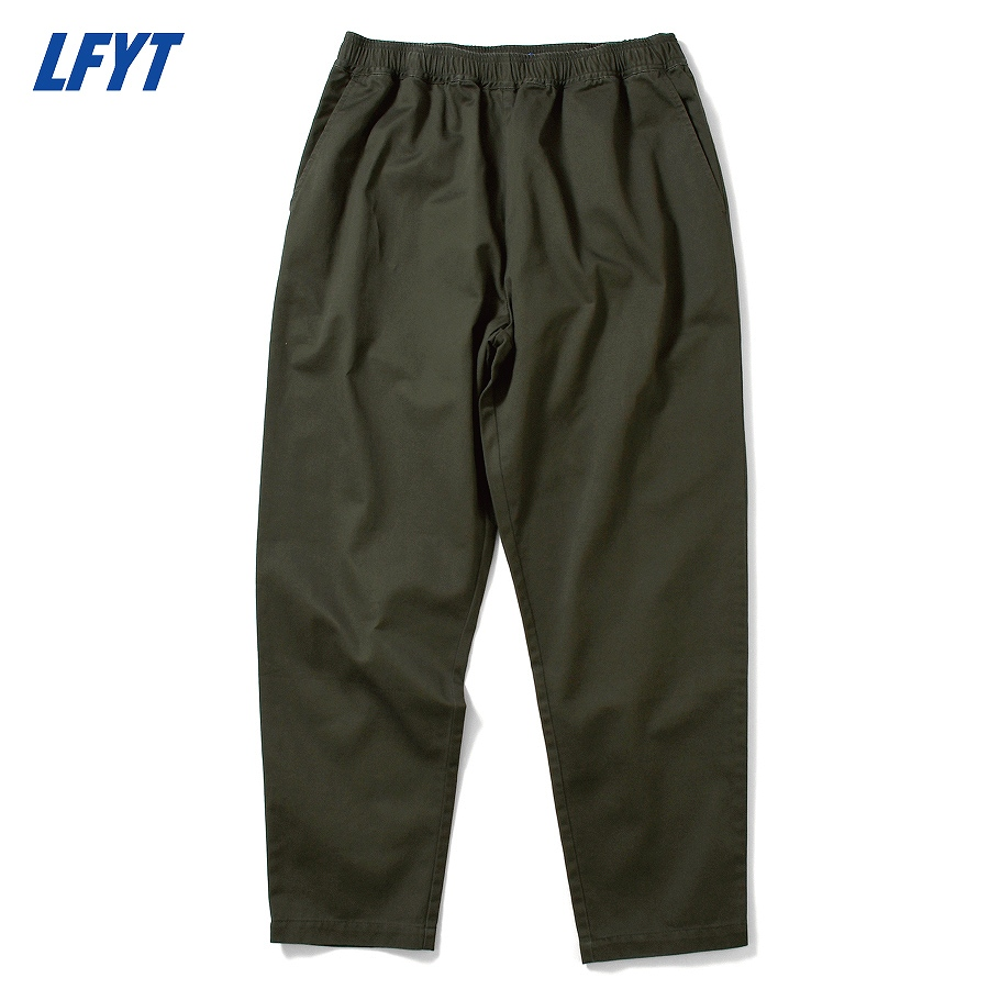 LFYT : RELAXED FIT CHEF PANTS