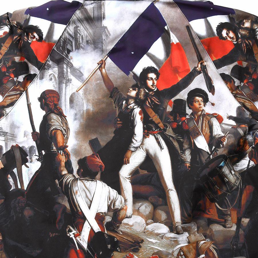 LFYT : FRENCH REVOLUTION POLYESTER JACKET