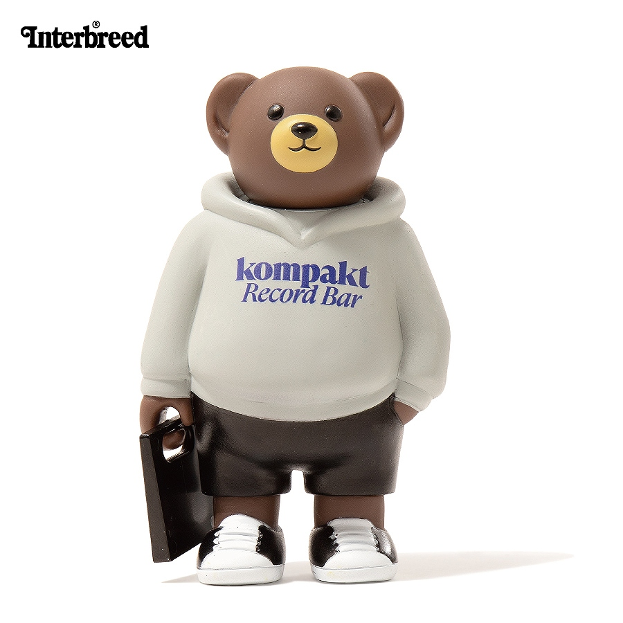 "INTERBREED : Wicked Bear ""diskunion"" by INTERBREED x kompakt Record Bar"
