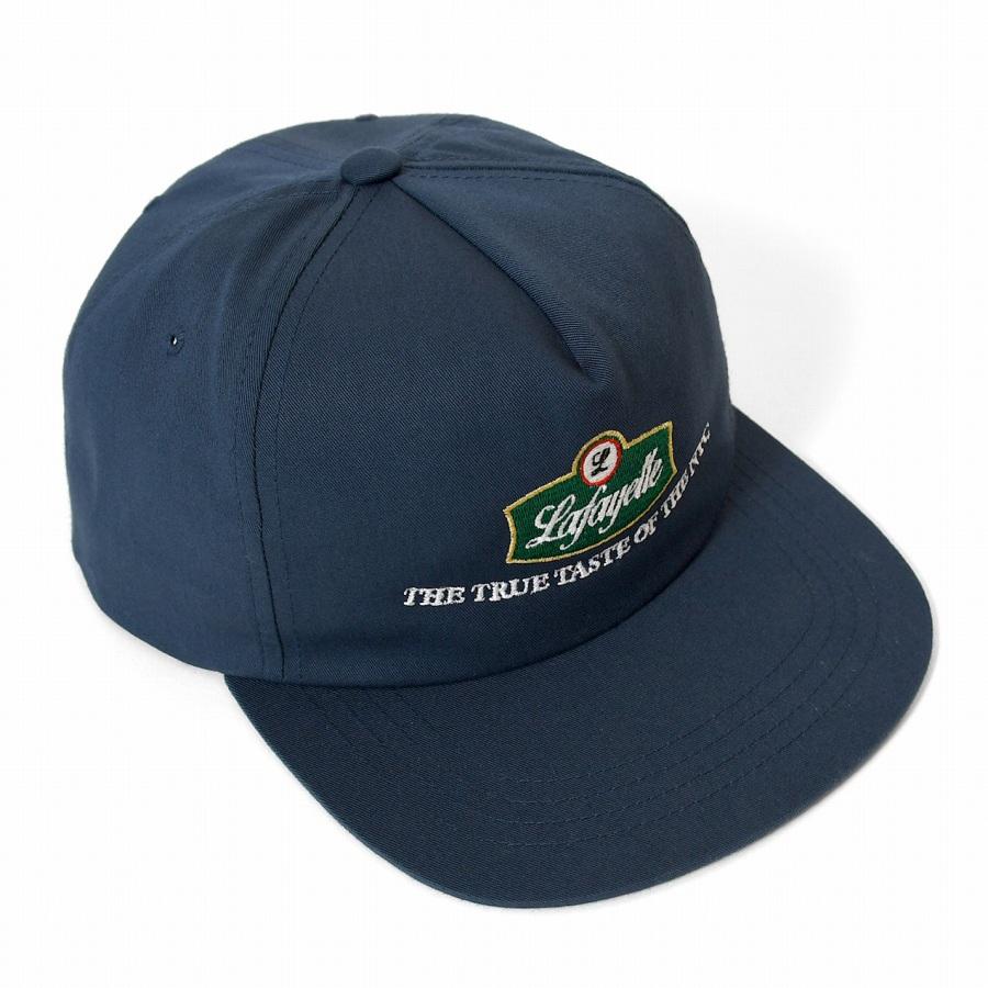 LFYT : TRUE TASTE FLAT VISOER 5PANEL CAP