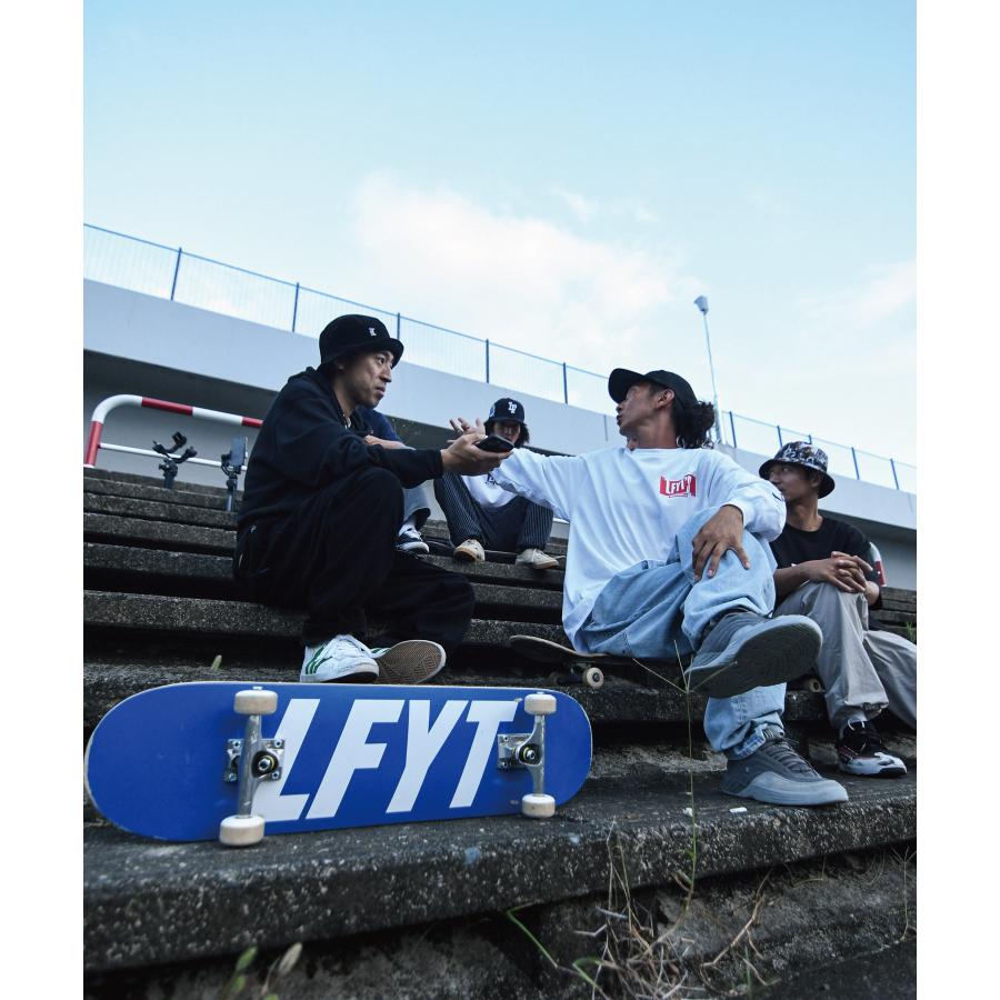 LFYT : LFYT LOGO SKATE DECK