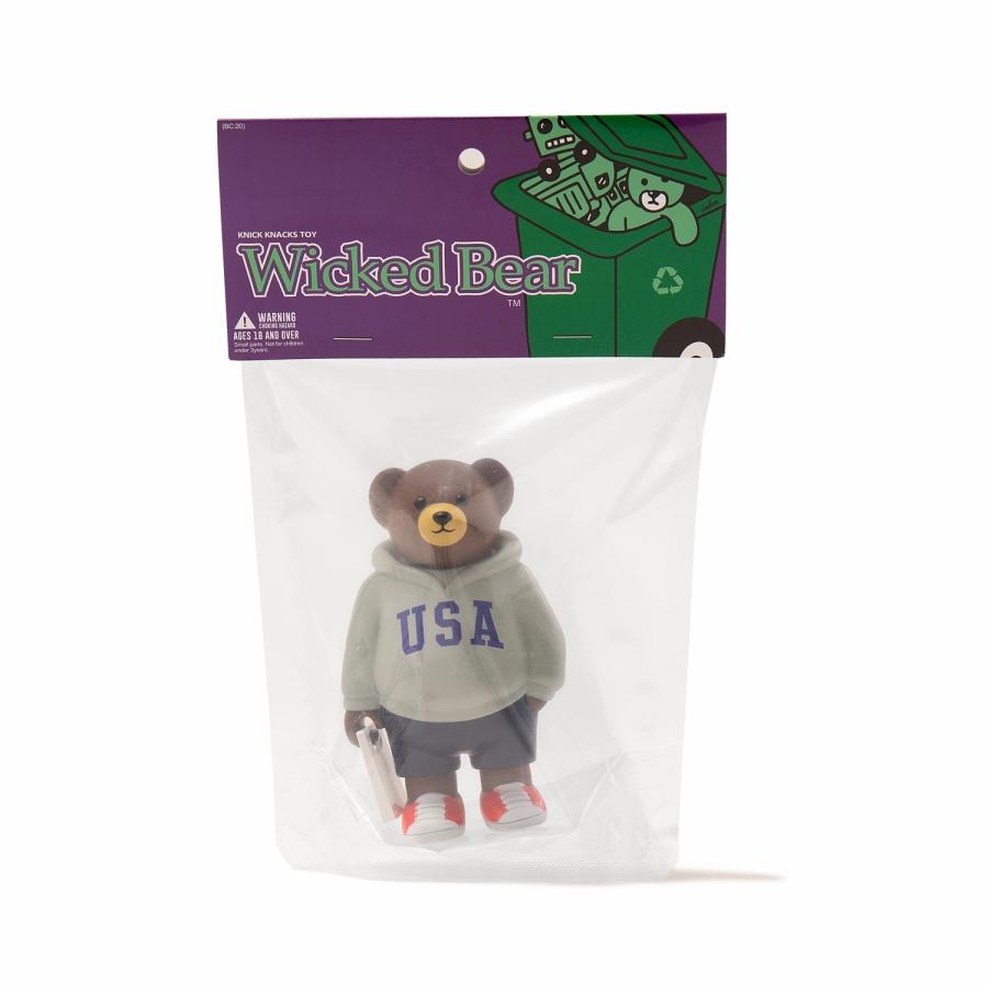 "INTERBREED : Wicked Bear ""USA"""