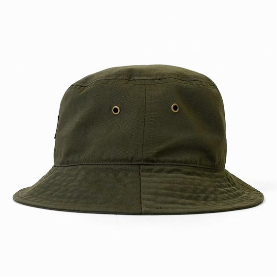 LFYT : MILITARY LABEL BUCKET HAT