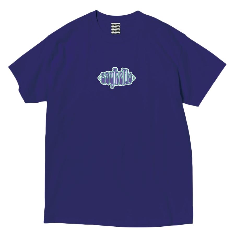 SAYHELLO : Pull Logo S/S Tee
