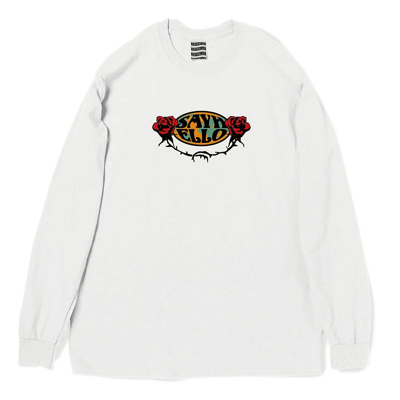 SAYHELLO : Hard Rock L/S Tee