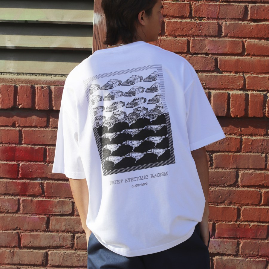 CLUCT : FSR [S/S TEE]