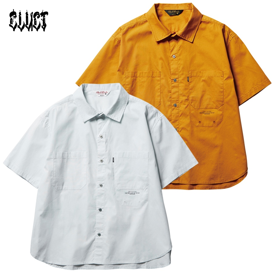 CLUCT : CW [S/S SHIRT]