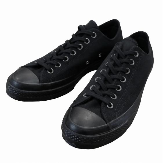 CONVERSE : CT70 LOW (Black/Black/Black)