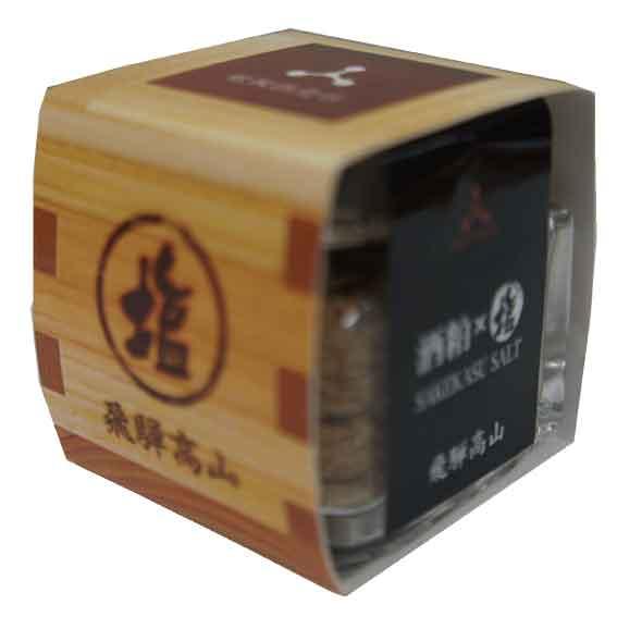 塩 酒粕×塩(25g) 大吟醸四ッ星「酒粕」使用