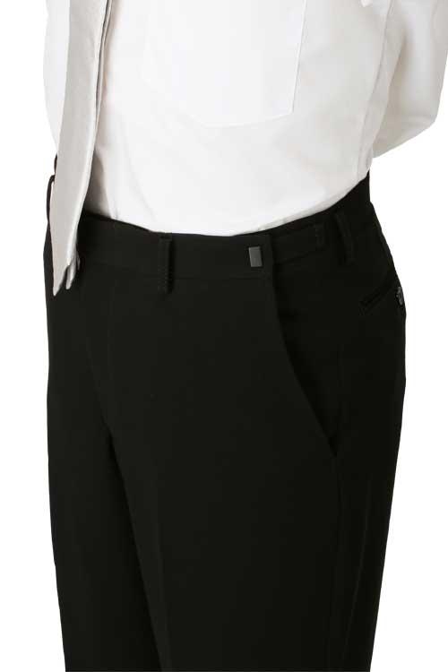 礼服 メンズ フォーマルスーツ スーパーストレッチ オールシーズン ウォッシャブル アジャスター付き ベーシック 2つ釦シングル
