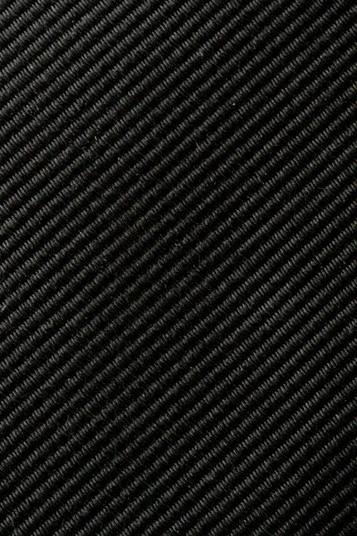フォーマル ネクタイ メンズ ワンタッチネクタイ ジッパータイ ベーシックタイ ブラック 無地 弔事用 シルク100%