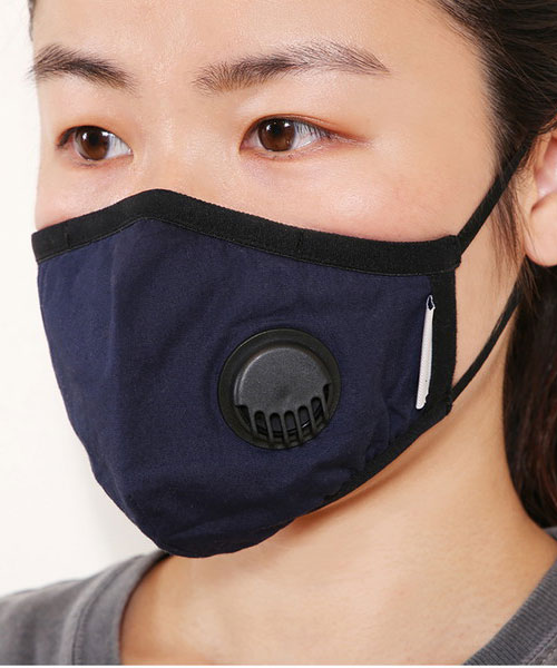 マスク 日本製 N95規格フィルター Livinguard Anti-virus mask アンチウィルスマスク 洗える 繰り返し使える 綿100%