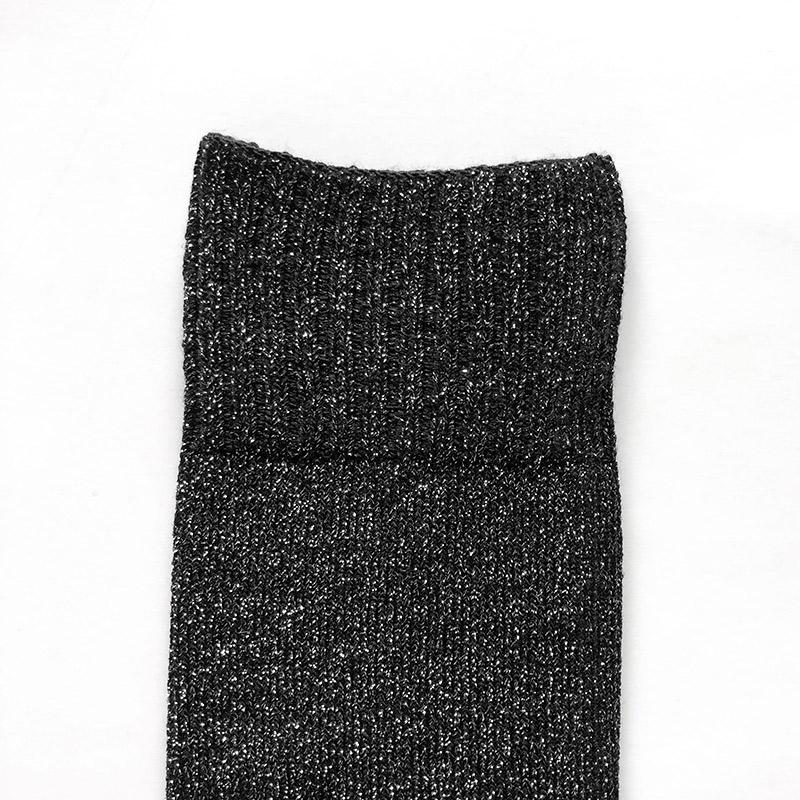 ラメ タビソックス(ブラック)