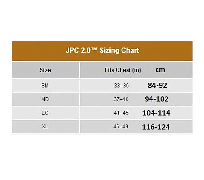 JPC 2.0 SWIMMER CUT BK