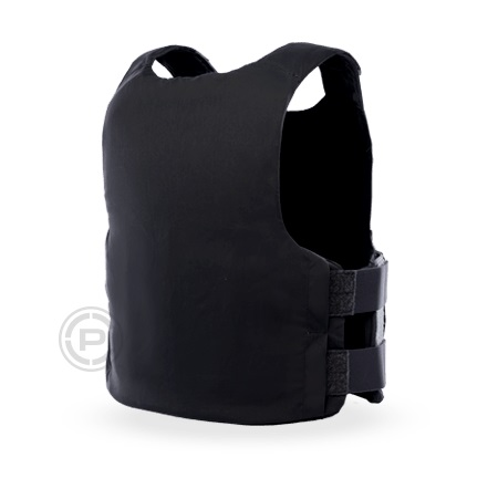 LVS COVERT COVER MAG POUCH BK
