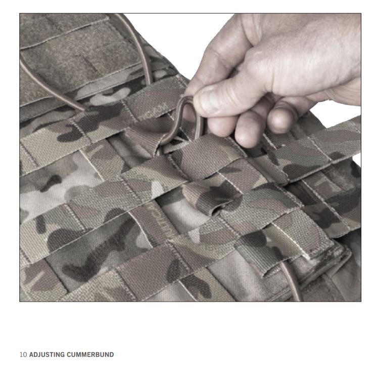 LVS TACTICAL COVER RG