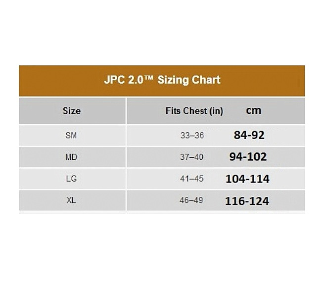 JPC 2.0 SWIMMER CUT RG