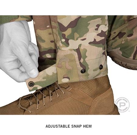G4 TEMP SHELL COMBAT PANT RG