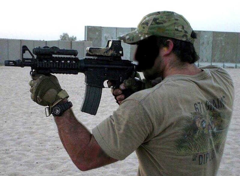 SHOOTER'S CAP MC