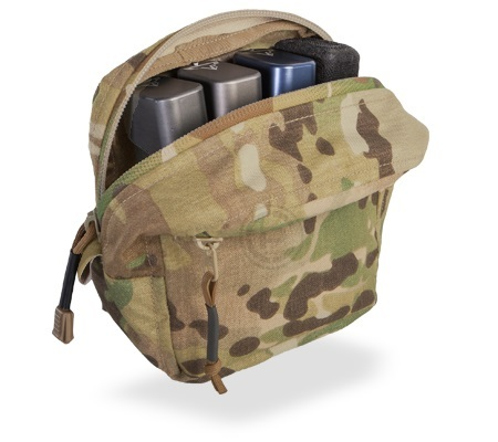 GP POUCH 6X6X3 CO