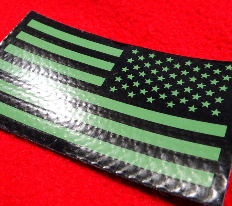 US FLAG SHOULDER PATCH R