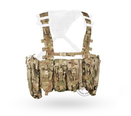 AVS DETACHABLE CHEST RIG MC