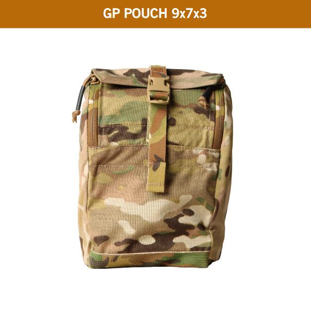 GP POUCH 9X7X3 MC