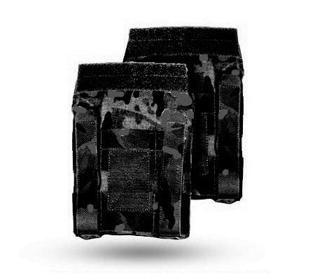 JPC SIDE PLATE PCH MC BLACK