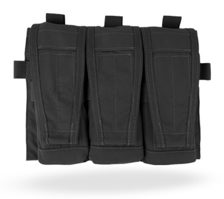 AVS DETACHABLE FLAP M4 BK