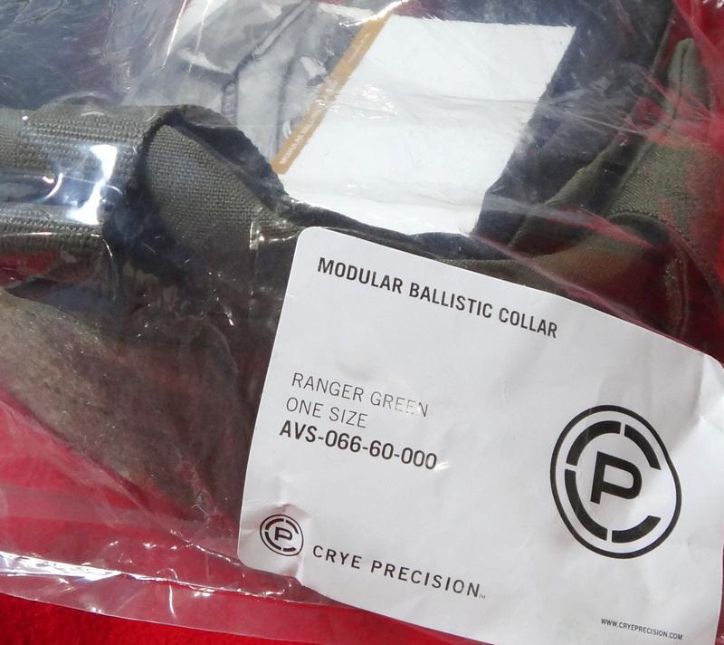 MODULAR BALLISTIC COLLAR RG