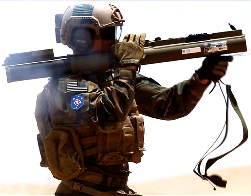 AVS DETACHABLE FLAP M4 CO