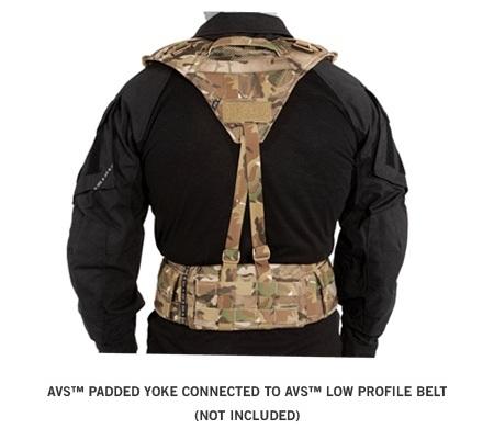 AVS PADDED YOKE CO