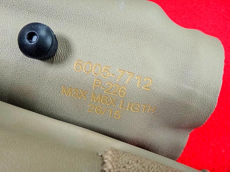 SAFARILAND 6005 226R M3X M6X