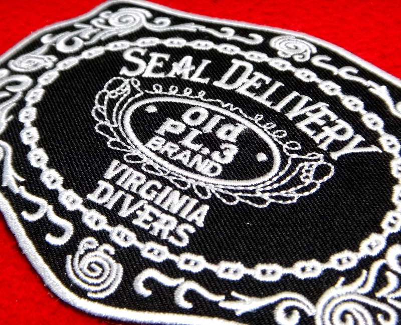 SEAL DELIVERY PATCH