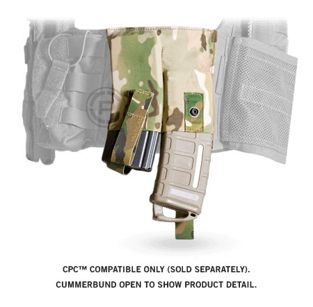 CPC STRETCH MAG POUCH RG