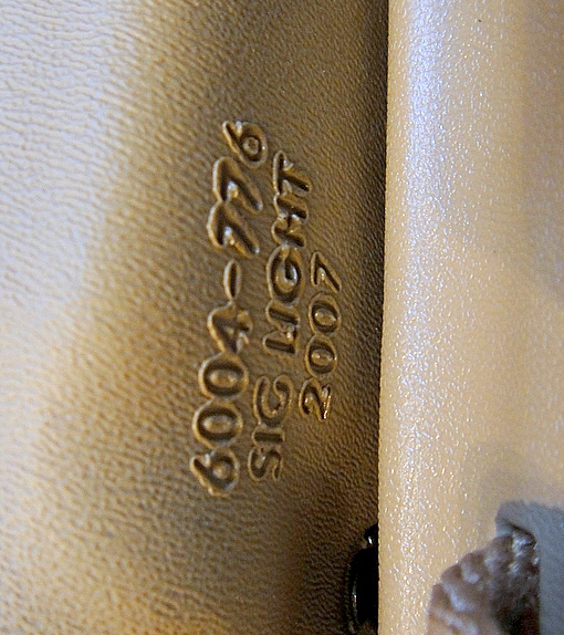 SAFARILAND 6004-776 SIG P226 (L)