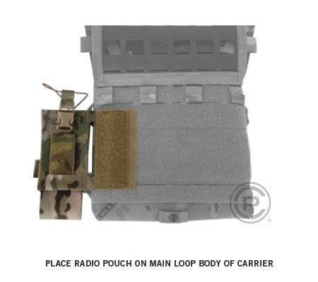 CONFIG RADIO POUCH MC