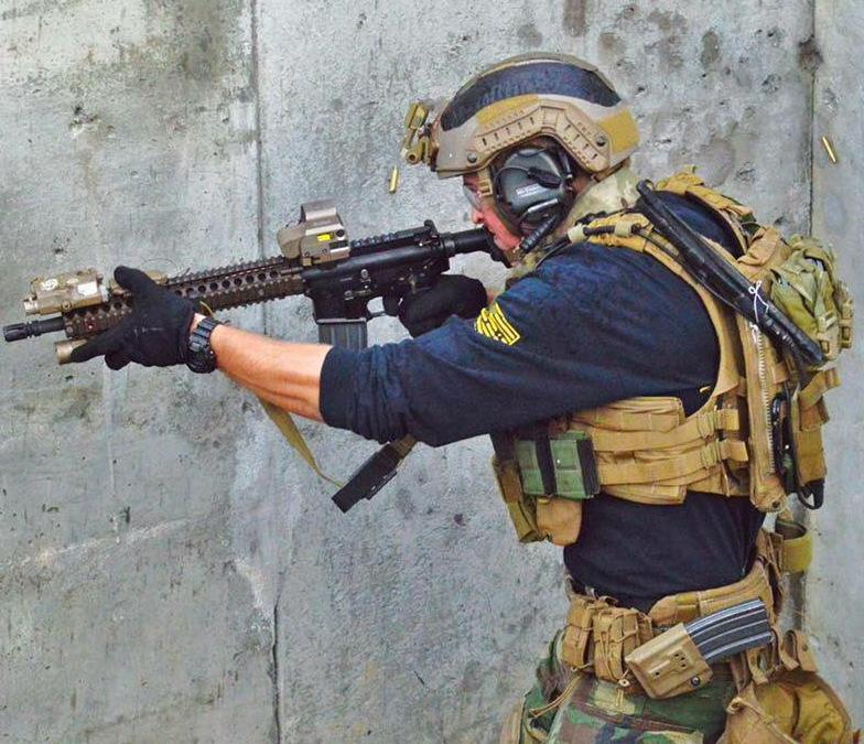 AVS 6X6 SIDE ARMOR CARRIER CO