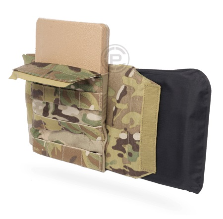 LVS 6X9 TACTICAL SIDE CARRIER SET MC