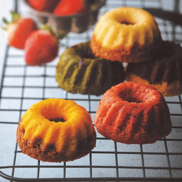 ホシフルーツ 果実のミニョン・クグロフ 15個