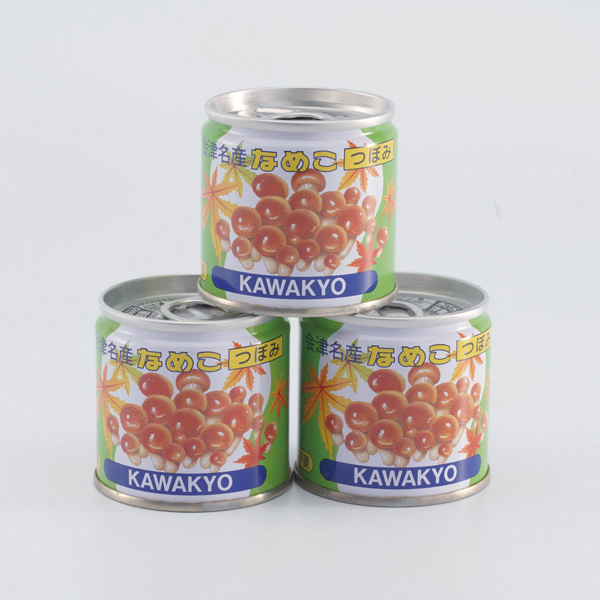 奈良屋のそばセット そば5束・めんつゆ・なめこ3缶