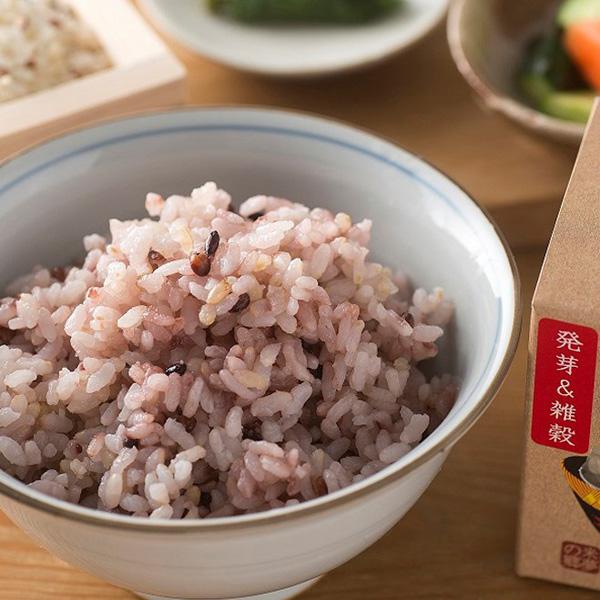 食ってみらんしょ3個セット コシヒカリ/麦ざんまい/発芽&雑穀