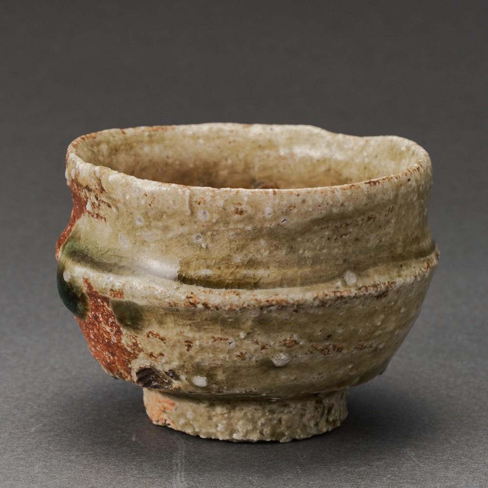 信楽ぐい呑(古谷和也)Shigaraki Sake Cup(Kazuya Furutani)