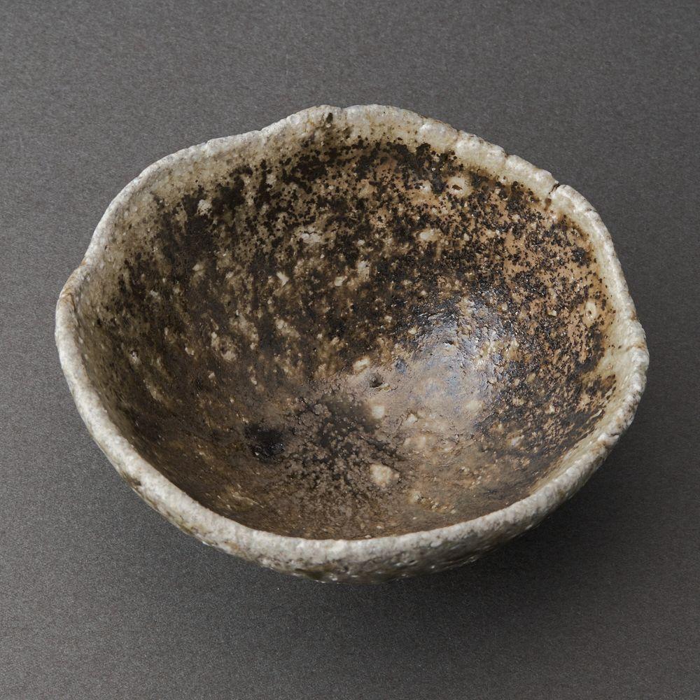 桧山信楽盃(後関裕士)Shigaraki Sake Cup(Hiroshi Goseki)