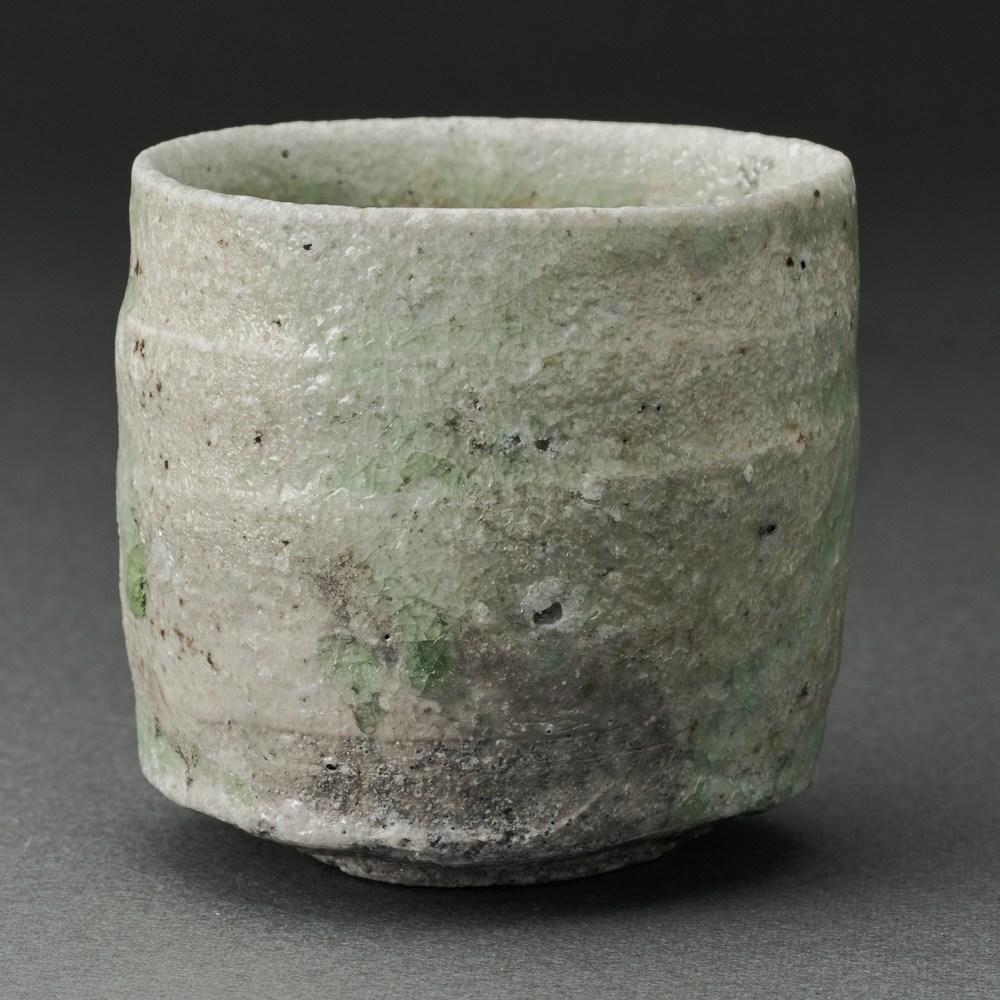自然釉ぐい呑(辻村唯)Natural Glaze Sake Cup(Yui Tsujimura)