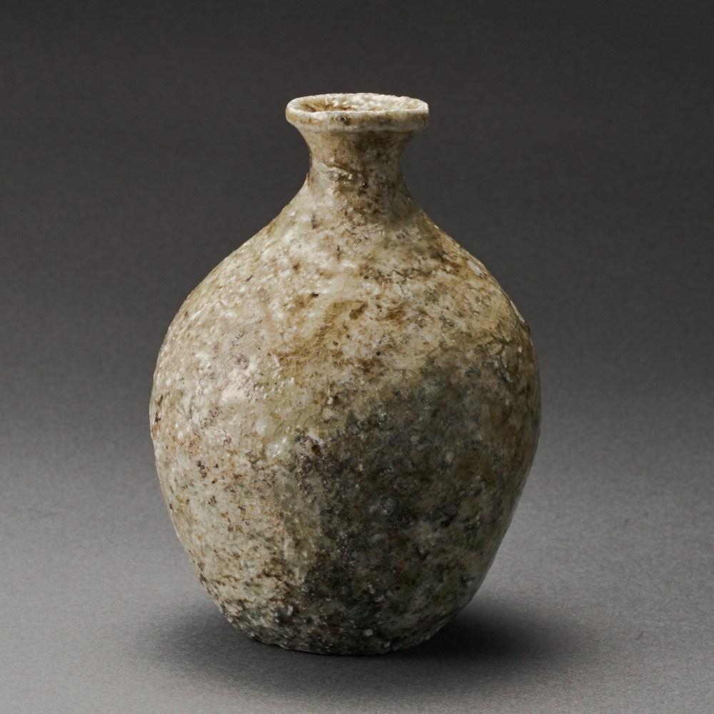 信楽徳利(澤克典)Shigaraki Sake Bottle(Katsunori Sawa)